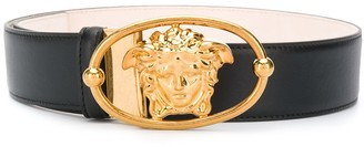 Versace Medusa head belt buckle