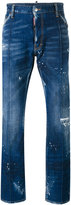 DSQUARED2 Richard jeans - men - Cotton/Spandex/Elastane/Polyester - 44