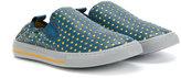 Stella McCartney star detailed slip-on sneakers