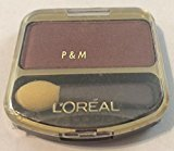 L'Oreal Soft Effects Eyecolour Single Eye Shadow 2.8 g / .01 oz , Passionate