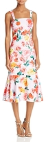 Laundry by Shelli Segal Floral Print Dress