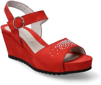 Mephisto Gaby Crystal Embellished Sandal