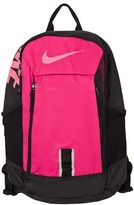 Nike Pink and Black Alpha Adapt Rise Solid Backpack