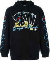 Kokon To Zai 'Royal Flush' sweatshirt - men - Cotton - XS
