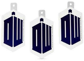Doctor Who Seven20 Sticker Logo