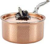 Ruffoni Opus Cupra Covered Saucepan - Copper - 1.5 QT