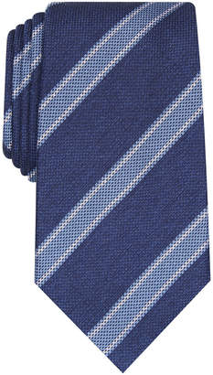 Tasso Elba Men Classic Stripe Silk Tie