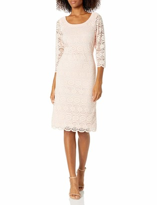 Ronni Nicole Women's Lace Shift