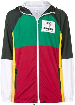 Diadora Sailing LC23 hooded jacket