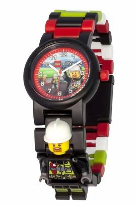 Lego Analogue Quartz Watch with Plastic Strap 8021209