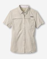 Eddie Bauer Women's Guide Short-Sleeve Shirt