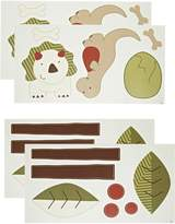 CoCalo CoCo & Company Chomp N Stomp Removable Wall Appliques
