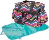 Trend Lab Modern Deluxe Duffle Diaper Bag