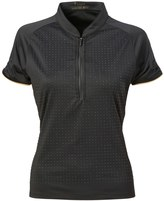 Women's Nancy Lopez Desire Quarter-Zip Golf Polo