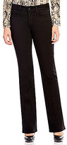 NYDJ Barbara Bootcut Embellished Back-Pocket Jeans