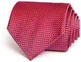 Bloomingdale's The Men's Store at Micro Harlequin Wide Tie - 100% Exclusive