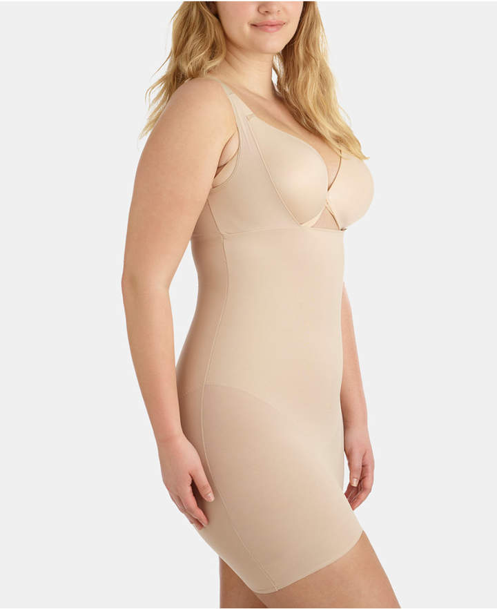 28a73ca0f Miraclesuit Beige Plus Size Intimates - ShopStyle