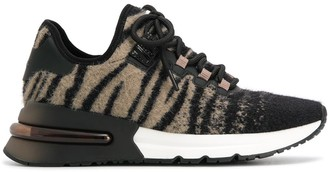 Ash Animal Print Ombre Sneakers