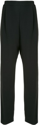 No.21 Tailored Trousers With Diamante Embellishment