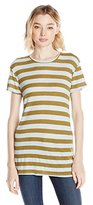 Volcom Juniors' Lived In Rib T-Shirt