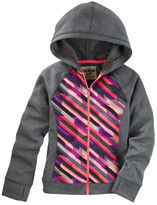 Osh Kosh Digital-Striped Active Hoodie