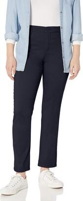 Gloria Vanderbilt Women's Anita Straight Leg Pant