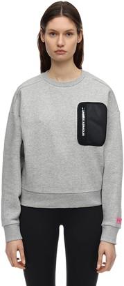 Under Armour Stone Wash Cotton Blend Sweatshirt