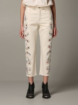 Golden Goose Jeans Regular Fit High Waist Jeans