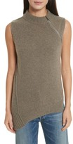 Brochu Walker Women's Lunar Funnel Neck Cashmere Tank