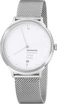 Mondaine Monhel0005 Unisex Bracelet Watch