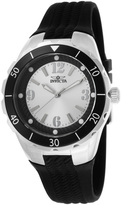 Invicta Black & Stainless Steel Diver Watch