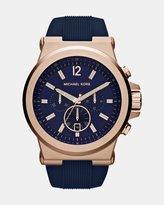 Michael Kors Dylan Blue Chronograph Watch