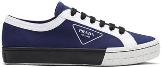 Prada Wheel low-top sneakers