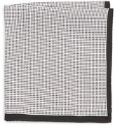 Ted Baker Men's Dot Silk Pocket Square