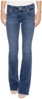 Hudson Signature Bootcut Flap Pocket Jeans in Champ Women's Jeans