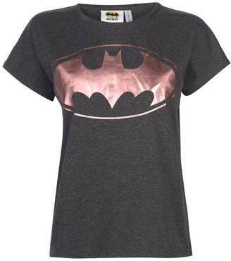 Character Short Sleeve T Shirt Ladies