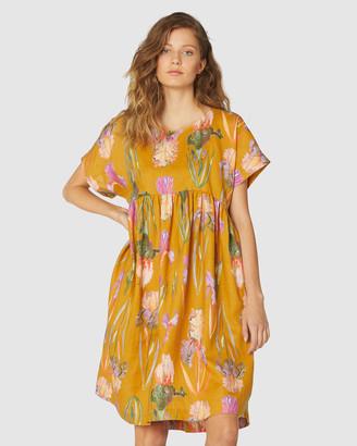 gorman Women's Multi Dresses - Iris Gold Trifecta Dress - Size One Size, XS at The Iconic