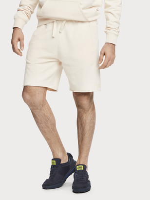 Scotch & Soda Ecru Sweat Shorts   Men
