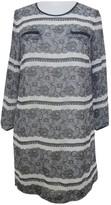 J.Crew White Silk Dress for Women