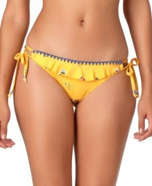 Anne Cole Studio String Tie-Side Hipster Bikini Bottoms Women's Swimsuit