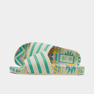 adidas Men's x AriZona Iced Tea Adilette Slide Sandals