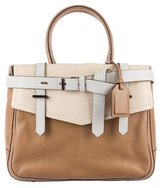 Reed Krakoff Colorblock Boxer Tote