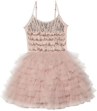 Tutu Du Monde Tinsel Sequin Tutu Dress (2-11 Years)