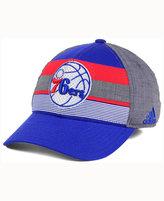 adidas Philadelphia 76ers Tri-Color Flex Cap