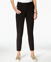 Armani Exchange Straight-Leg Trousers