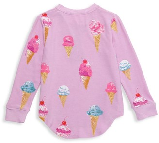 Chaser Little Girl's Yummy Ice Cream Top