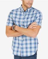 Nautica Men's Sailor Plaid Shirt