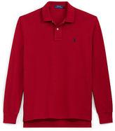 Polo Ralph Lauren Classic-Fit Cotton Mesh Polo