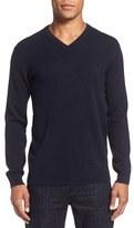 Rodd & Gunn Men's 'Invercargill' Wool & Cashmere V-Neck Sweater