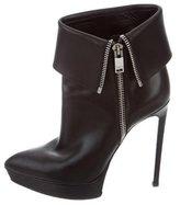 Saint Laurent Janis Ankle Boots